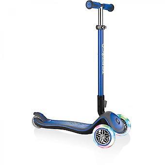 Scooter Deluxe Lights 3 Wheels