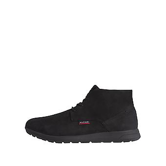 Tommy Hilfiger Men's Boots Leather