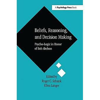 Raisonnement des croyances et prise de décision