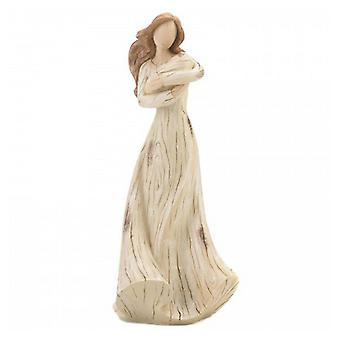 Accent Plus Mother and Baby Carved-Look Figurine, Pack of 1