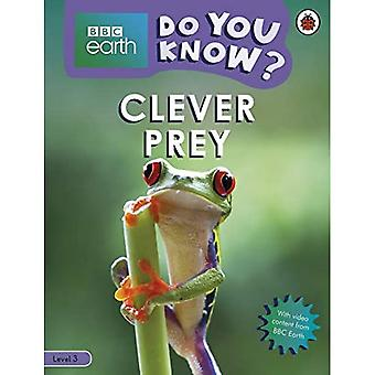 Do You Know? Level 3 - BBC Earth Clever Prey