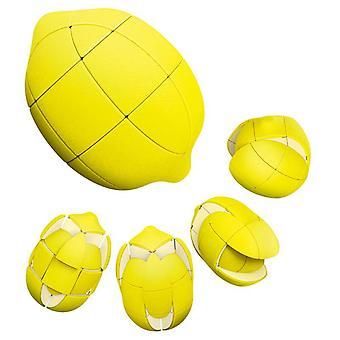 Fruits Strange Shape Magic Cube Educational Creative Puzzle Toys Gifts For Kids
