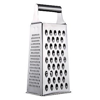Grater Stainless Steel Kitchen Slicer Cutter Tools Non-slip Grater Box