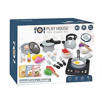Simulatie inductiekookplaat apparaten serie kinderen spelen huis keuken speelgoed set kinderen favoriete verjaardagscadeaus kerstcadeaus