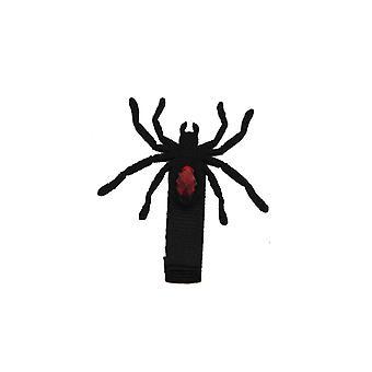Kreatív Spider Bangs Clip 5 részes készlet, Halloween kiegészítők