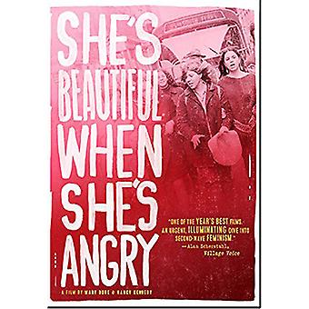 She's Beautiful when She's Angry [DVD] USA import