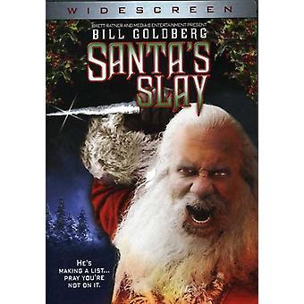 Santas töten [DVD] USA import