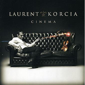 Laurent Korcia - Cinema [CD] USA import