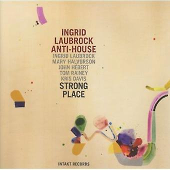 Laubrock/Halvorson/Hebert/Davis/Rainey - Anti-House Strong Place [CD] USA import