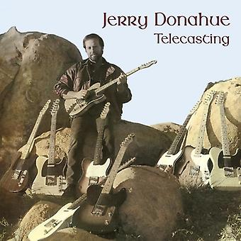 Jerry Donahue - Telecasting [CD] USA import