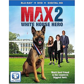 Max 2: White House Held [Blu-Ray] USA importieren