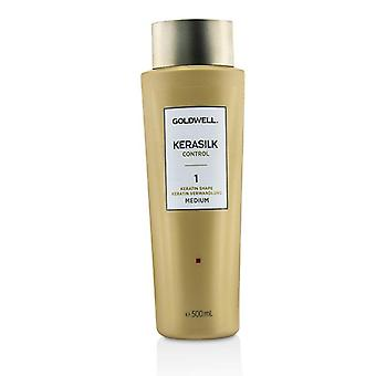 Goldwell Kerasilk Keratin kontrollform 1 - nr Medium - 500ml/16,9 oz