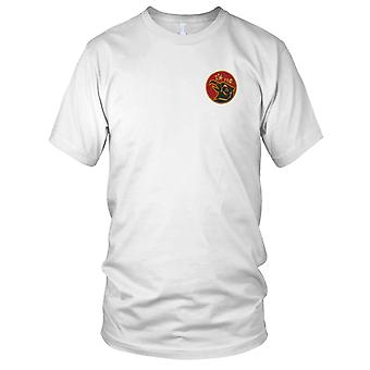 ARVN sydvietnamesiska 11th Air Force - militära insignier enhet Vietnamkriget broderad Patch - Mens T Shirt
