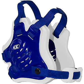 Cliff Keen F5 Tornado Wrestling Headgear - Royal Blue/White/Royal Blue