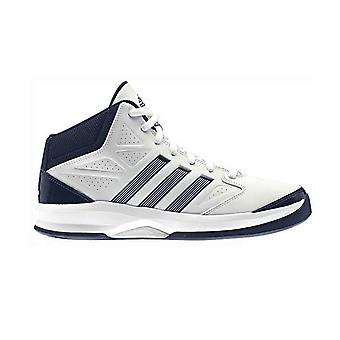 Adidas isolering - basketskor - vit