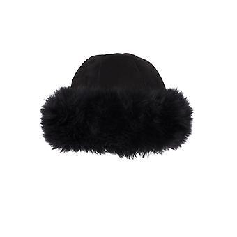 Eastern Counties Leather Womens/Ladies Moritz Sheepskin Panel Hat