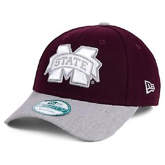 Mississippi State Bulldogs NCAA ny æra 9Forty justerbare Hat
