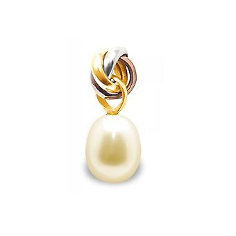 Pearl pendant Culture of Gold and 3 Gold 750/1000 5315