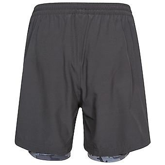 Overtreding Mens Patterson actieve Shorts
