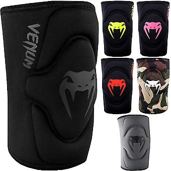 Venum Kontact Gel choc système protection MMA Training genouillères