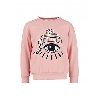 Kenzo Kids Edana Eye Print Sweat