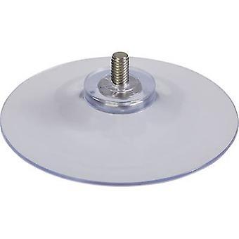 Kash Suction cup 1.1.5005 Clear, Transparent 1 pc(s)