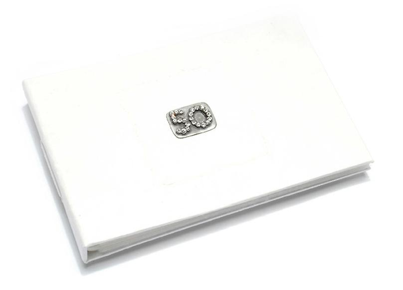50 Célébration crème Pocket Album Photo
