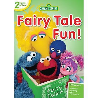 Sesame Street - Fairytale Fun [DVD] USA import