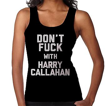 ハリー・キャラハン女子ベストと性交するな