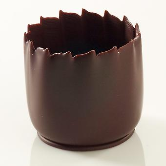 Pidy Mini Dark Chocolate Party Cups 2.5cm