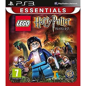 LEGO Harry Potter ani 5-7 PS3 joc-Essentials Edition