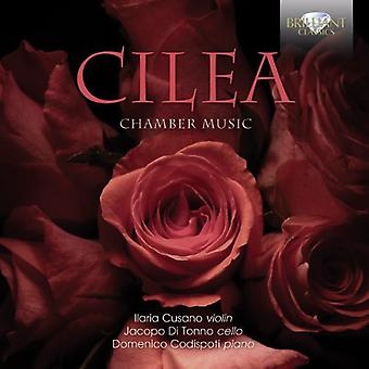 Cusano, Llaria Jacopo Di Tonno Domenico Codispoti - Cilea: Kammarmusik [CD] USA import