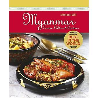 Myanmar - mat - kultur & tull av Björn Gill - 9789814516167 B
