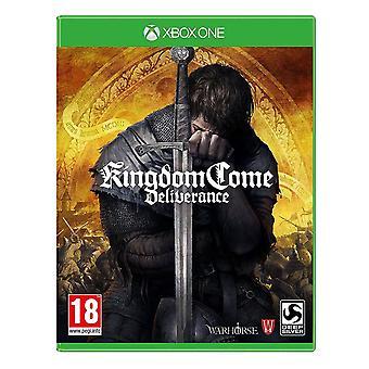 Kingdom Come Deliverance Xbox One-spel