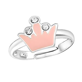 Crown - 925 Sterling Silver Rings - W13527x