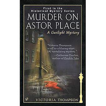 Murder on Astor Place (Gaslight)