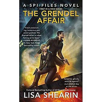 Grendel Affair, The : A SPI Files Novel