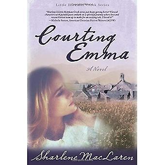 Courting Emma (Little Hickman Creek)