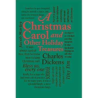 A Christmas Carol: And Other Holiday Treasures (Word Cloud Classics)