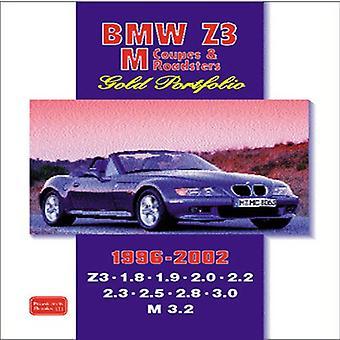 BMW Z3 Coupe M en M Roadster 1996-2002 Gold Portfolio