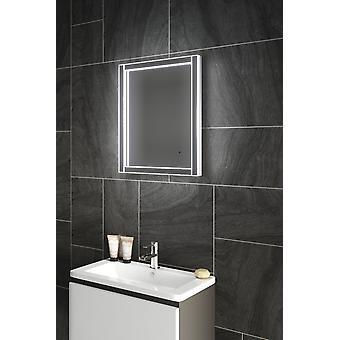 Diamond x Saum Badezimmer Spiegel mit Infrarot-Sensor und Demister pad