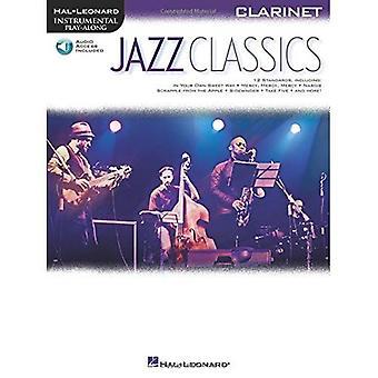 Jazz Classics: Instrumentaal-Play-Along voor klarinet [met toegangscode]