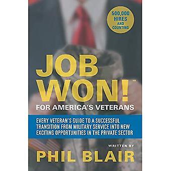 Job gewonnen! für Amerikas Veteranen