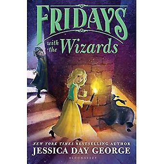 Vrijdag met de Wizards (dinsdag in het kasteel)