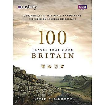100 lieux qui fait la Grande-Bretagne