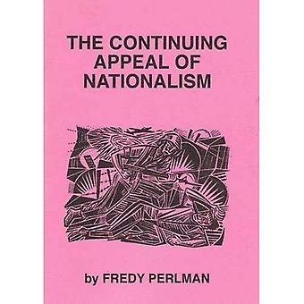 The Continuing Appeal of�Nationalism