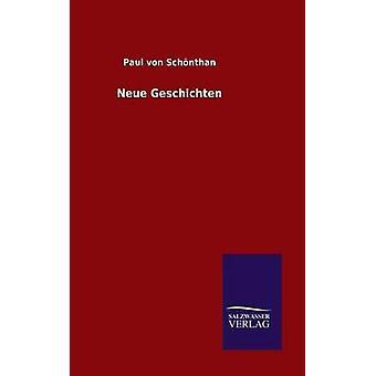 Neue Geschichten von Schnthan & Paul von