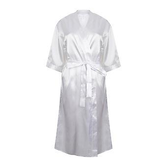 Towel City Womens/Ladies Satin Robe