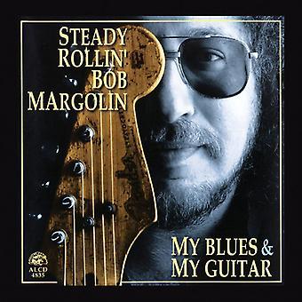 Bob Margolin - My Blues & My Guitar [CD] USA import