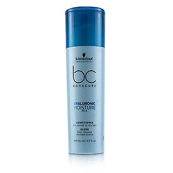 Schwarzkopf Bc Bonacure Hyaluronic Moisture Kick Conditioner (for Normal To Dry Hair) - 200ml/6.7oz